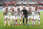 Футболисты сборной Объединенных Арабских Эмиратов. Архивное фото