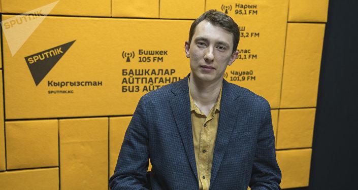 Исполнительный директор оценочной компании Илья Ниренберг