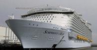 Круизный лайнер в мире Symphony of the Seas