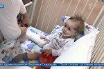 Уже играет — видео о малыше, выжившем в магнитогорской трагедии