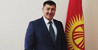 Бишкек шаарынын Ленин райондук администрациясынын башчысынын биринчи орун басары Чынасыл Чыныбаев