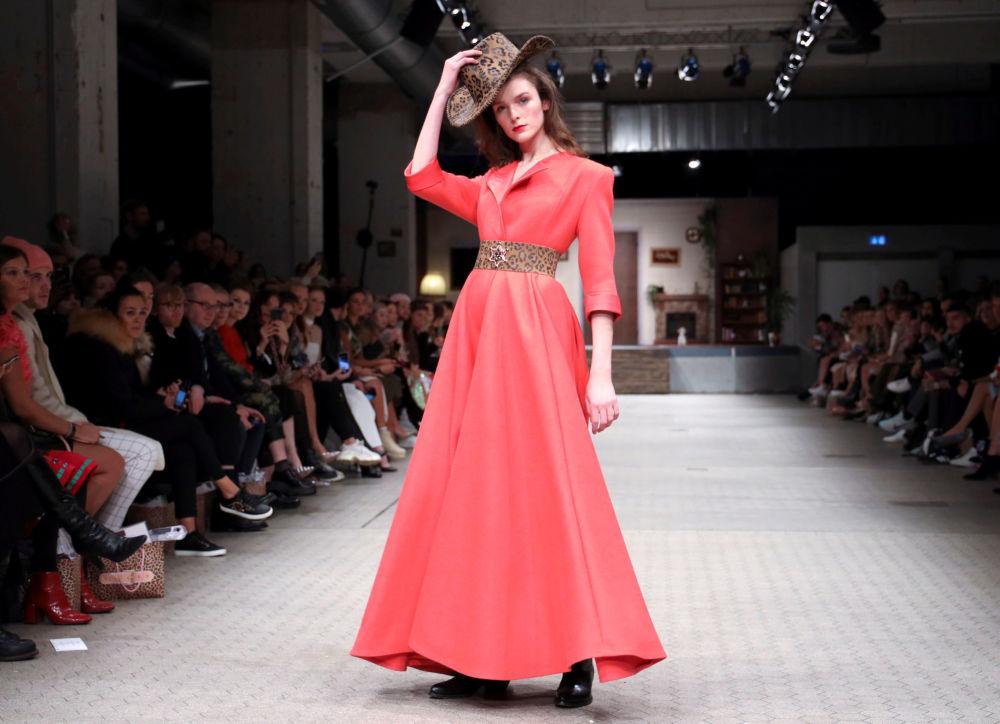 Сегодня в Берлине работают около 2 700 фирм, занятых в модной сфере