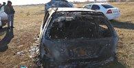 Угон двух автомобилей в Бишкеке