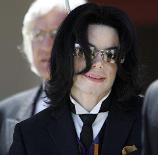 Американская поп-звезда Майкл Джексон. Архивное фото