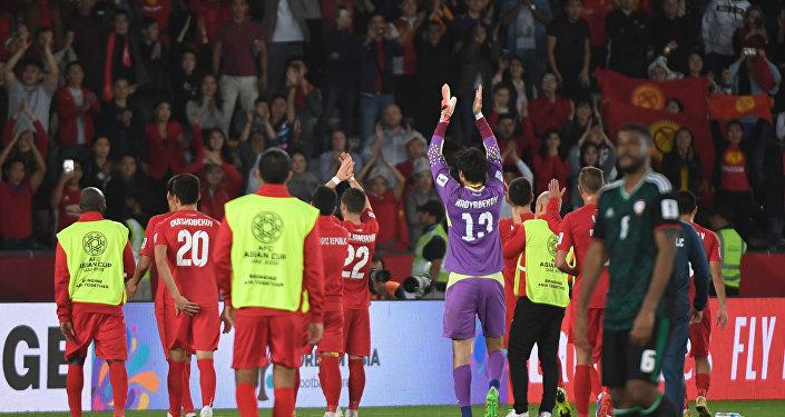 Кыргызстанцы ничем не уступали сопернику, а по многим аспектам даже превосходили, но ей не удалось реализовать многие моменты, да и спорные решения судьи не дали ей выйти в четвертьфинал.