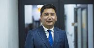 Директор департамента туризма КР Максат Дамир уулу