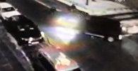 Уурдалып жана акча талап кылгандардан араң кутулган ишкердин видеосу