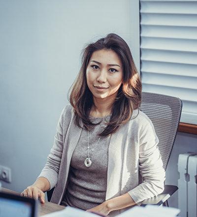 Sputnik Кыргызстан агенттигинин маалымат катчысы Нуржан Найзабекова