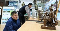 Конкурс на лучший проект памятника Бишкек баатыру