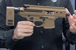 Самый миниатюрный автомат представила немецкая оружейная компания — видео