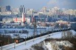 Новосибирск шаары. Архивдик сүрөт