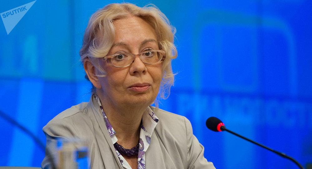 Член коллегии (министр) по интеграции и макроэкономике Евразийской экономической комиссии Татьяна Валовая. Архивное фото