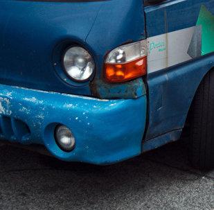 Hyundai Porter унаасы. Архивдик сүрөт
