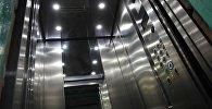 Муниципалдык менчиктин каттоосунда турган бир нече көп кабаттуу үйлөрдүн лифттери жаңыларына алмаштырылды