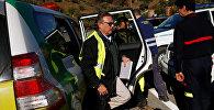 Операция по спасению двухлетнего ребенка, упавшего в колодец  в Малаге