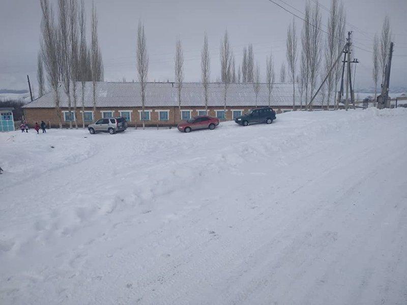 Село Котормо Кадамжайского района