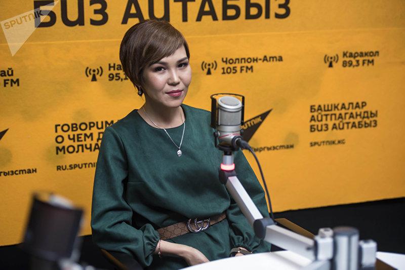 Кыргызстанка Айгуль Карнакова, вылечившаяся от рака