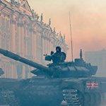 Санкт-Петербургда (Россия) Ленинград блокадасынын алынышынын 75 жылдыгына карата салтанаттуу иш-чара өттү