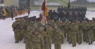Парад в честь 75-летия снятия блокады Ленинграда — видеотрансляция