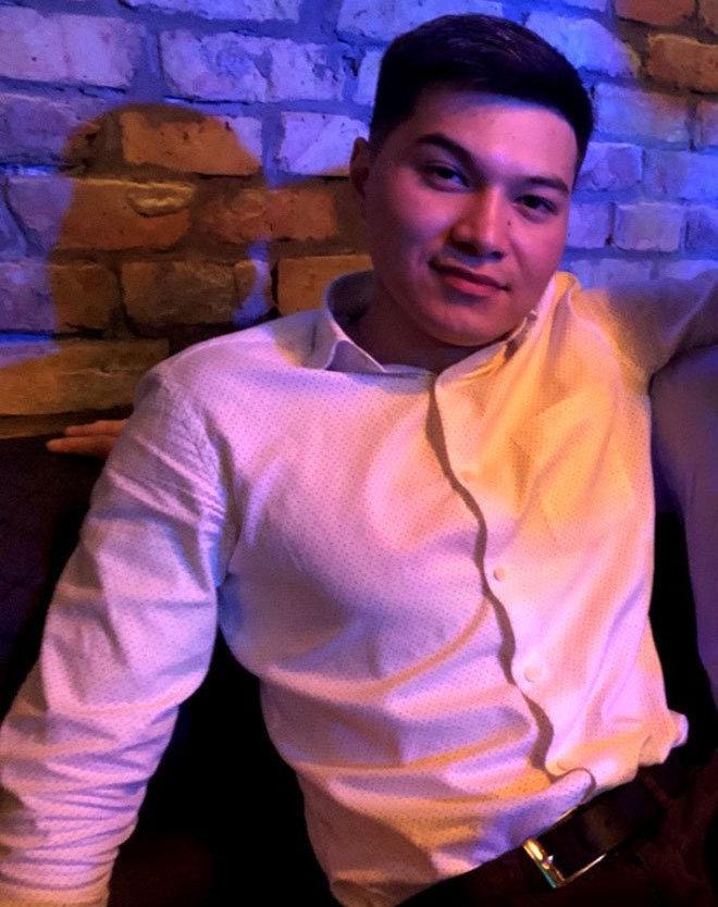 Без вести пропавший в Бишкеке 24-летний Али-Аскар Султанбеков