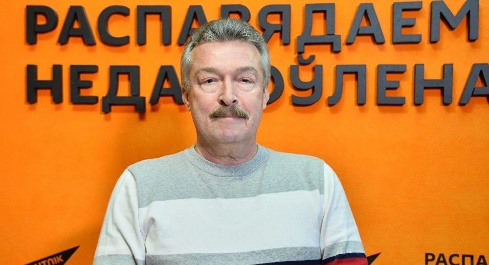 Заведующий приемным отделением 3-й детской больницы Минска Дмитрий Чеснов. Архивное фото