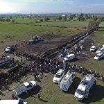 Мексикада 18-январда Идальго штатындагы Туспан-Тула мунай түтүгү жарылган. Кырсыктын кесепетинен каза болгондордун саны 114кө жетти. Ооруканада 33 адам жатат.