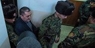 Борбор калаанын мурдагы мэри Албек Ибраимов