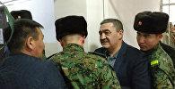 Как выглядит Албек Ибраимов спустя полгода ареста — видео из суда
