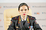 Генерал-майор полиции, врио начальника Главного управления по вопросам миграции МВД Валентина Казакова. Архивное фото