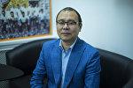 Бишкек шаардык санитардык полигон муниципалдык ишканасынын долбоорлорду ишке ашыруу бөлүмүнүн башчысы Адилет Маматов