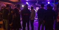 Один из ночных клубов Бишкека. Архивное фото