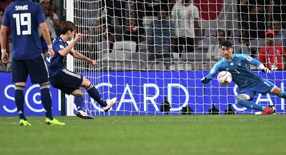 Футбол боюнча Япония менен Ирандын курама командаларынын беттешинде күн чыгыштыктар 3:0 эсебинде жеңип, Азия кубогунун финалына чыкты