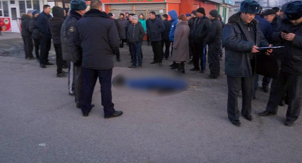 Смертельный наезд на ребенка на трассе Бишкек — Ош