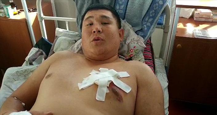 Перестрелка на КПП — пострадавший рассказал свою версию инцидента. Видео