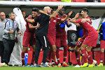Кубок Азии по футболу. 1/2 финала. Катар — ОАЭ