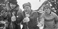 Кадр из фильма режиссера Леонида Гайдая Самогонщики