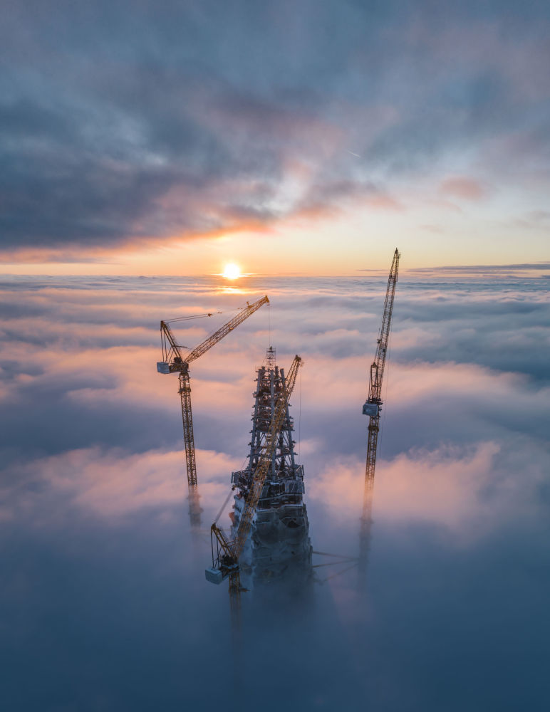 Победители конкурса 2018 Art of Building Photographer of the Year