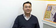 Директор общественного фонда АВЕП Максат Абдыкапаров