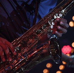 Джаз фестиваль. Архивное фото