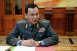 Кыргызстандын ички иштер министри Кашкар Жунушалиев. Архив