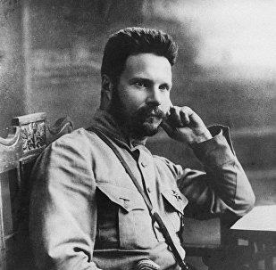 Государственный и военный деятель Михаил Фрунзе