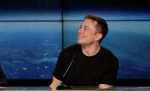 Глава американских компаний SpaceX и Tesla Илон Маск. Архивное фото