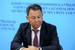 Өкмөттүн Баткен облусундагы ыйгарым укуктуу өкүлү Өмүрбек Суваналиев. Архив