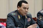 Глава МВД и его подчиненные отвечают на вопросы журналистов.