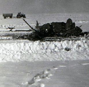 Лонгрид: Изрубил винтом вертолета трех человек — самые страшные авиакатастрофы в КР