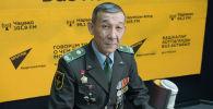 Подполковник запаса, кавалер ордена Красной Звезды Мадатбек Субакожоев