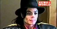 В Сети появилось ранее не известное видео допроса короля поп-музыки Майкла Джексона по делу о педофилии, на котором он также читает заявления, не относящиеся к делу.