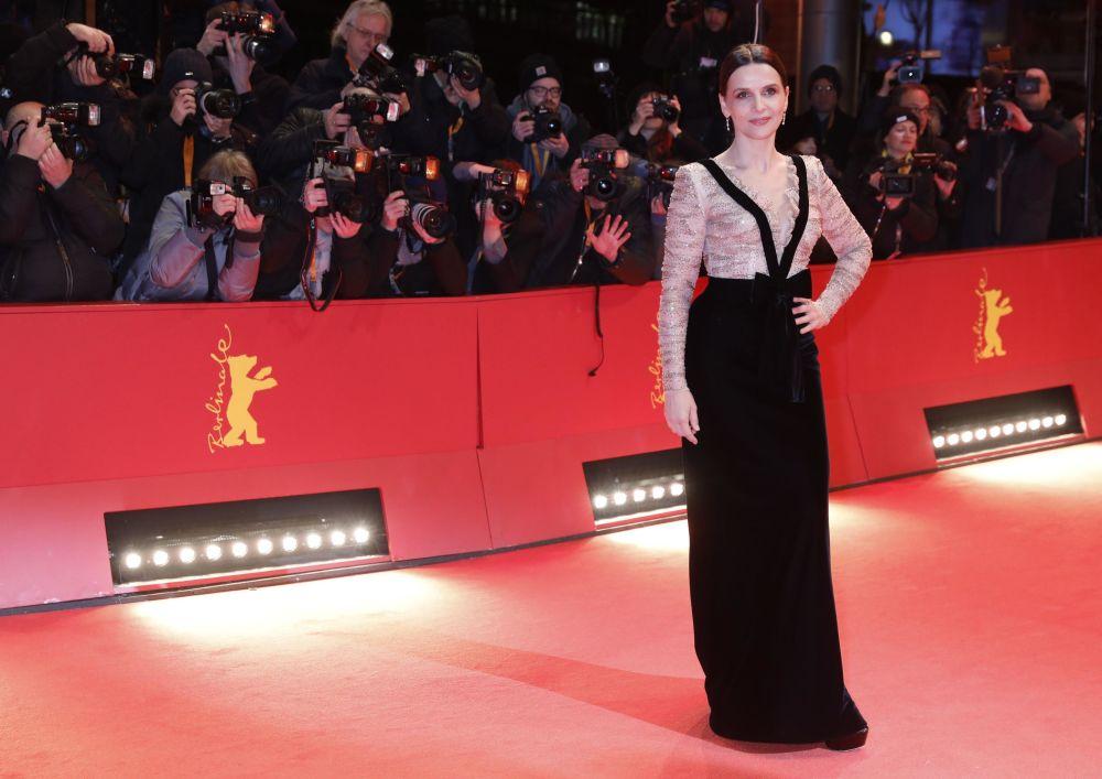 Церемония открытия 69-го Берлинского международного кинофестиваля Берлинале - 2019