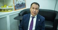 Бишкеклифт муниципалдык ишканасынын башчысы Тилек Жээнбаев