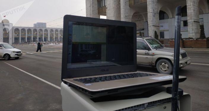 Долгополовдун айтымында, 20 радар Кыргызстандын ар кайсы аймактарына орнотулуп, азырынча күндүз гана иштеп жатат